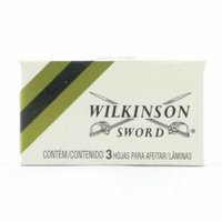 Lâmina de Barbear Wilkinson 3 unidades
