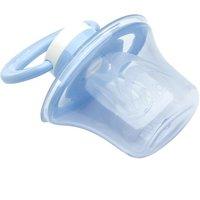 Chupeta Lolly Clean Cap 6+ meses, azul, ref.541501