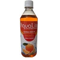 Re-hidratante Oral NTS AquaLite laranja, 500mL