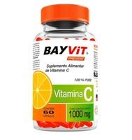 Bayvit Prevent 1000mg, 5 frascos com 60 cápsulas cada
