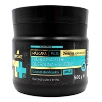 Máscara Barrominas Bm Care T+ Hidrolisado de Queratina e Silicone - 500g