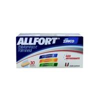 Allfort caixa com 30 comprimidos