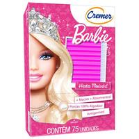 Barbie, 75 unidades