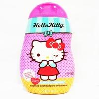 Condicionador Hello Kitty Cabelos Cacheados e Ondulados 260mL