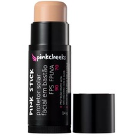 Protetor Solar Facial Pinkcheeks Pink Stick FPS 90, 15km