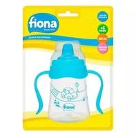 Caneca Aprendizado Fiona Azul, 180mL