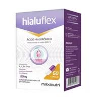 Hialuflex 80mg, caixa com 60 cápsulas