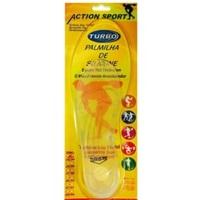 Palmilha de Silicone Ortho Pauher Action Sport - nº 39/40, 1 par