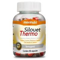 Silouet Thermo Maxinutri frasco com 90 cápsulas