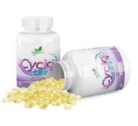 Cyclo Lev 1450mg, frasco com 60 cáspsulas