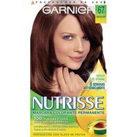 Tintura Garnier Nutrisse Creme nº 67 chocolate