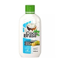 Condicionador Gota Dourada Coco Brasil Coco e Broto de Bambu - 300mL