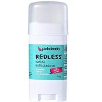Hidratante Antiassaduras Pinkcheeks Redless bastão, 45g