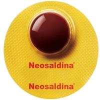 Neosaldina 30mg + 300mg + 30mg, blíster com 1 drágea