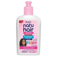 Creme Natu Hair Kids Skafe Manutenção Intensiva SOS 300mL