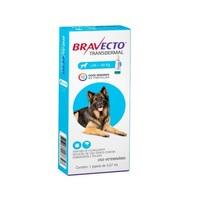 Antipulgas para Cães Bravecto 20Kg até 40Kg, 1000mg, pipeta com 3,57mL