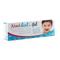 Nenê Dent N 150mg/g + 3,4mg/g + 3,2mg/g, caixa com 1 bisnaga com 10g de gel de uso bucal