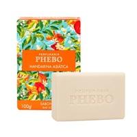 Sabonete Perfumaria Phebo mandarina asiática, barra, 1 unidade com 100g