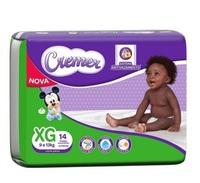 Fralda Cremer Disney Baby XG com 14 unidades