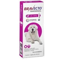 Antipulgas para Cães Bravecto 40Kg até 56Kg, 1400mg, pipeta de 5,0mL