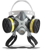 Respirador 1/4 Facial Alltec Mastt 2002 VO/GA duas vias, tamanho único
