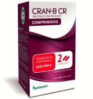 Cran-B CR Comprimidos, 30 Unidades