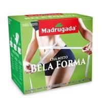 Chá Misto Madrugada Bela Forma 6 caixas de 10 sachês cada