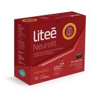 Neurolit caixa com 60 cápsulas gelatinosas