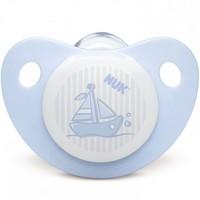 Chupeta Nuk Trendline Baby Rose & Blue 0+ meses, azul