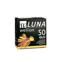 Tiras de Glicose Wellion Luna 50 unidades