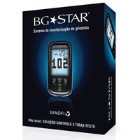 BG Star Kit Monitor de Glicemia