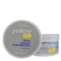 Máscara Matizadora Yenzah Yellow Off