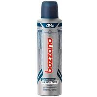 Desodorante Masculino Bozzano - Sensitive, aerosol, 150mL