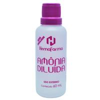 Amônia diluída Hemafarma