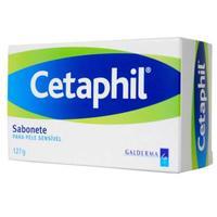 Sabonete Cetaphil Pele Sensível barra com 127g