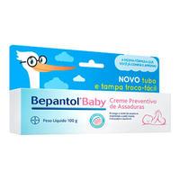Creme Preventivo de Assaduras Bepantol Baby 100g