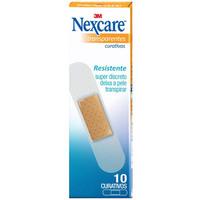 Curativo Nexcare Transparente 10 unidades