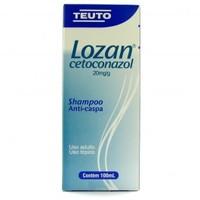 20mg/mL, caixa com 1 frasco com 100mL de shampoo