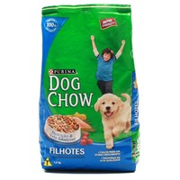 Ração Dog Chow Filhotes Raças Médias e Grandes 1Kg