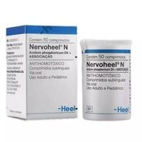 Nervoheel N 301,5mg, caixa com 50 comprimidos sublinguais