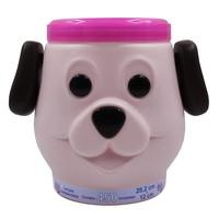 cachorro, rosa, 450 unidades