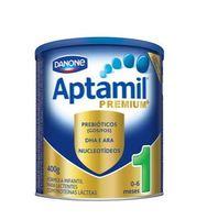 Fórmula Infantil Aptamil Premium 1 - lata, 400g