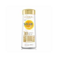 Protetor Solar L oréal Solar Expertise Sublime Protection FPS 30 Loção Protetor Solar L'oréal Solar Expertise Sublime Protection FPS 30 Loção com 120ml