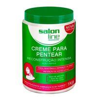 Creme de Pentear Salon Line Reconstrução Intensa 1Kg