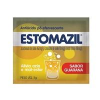 462 + 90 + 438mg, 5g de pó efervescente, sabor guaraná