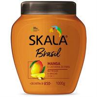 Creme de Tratamento Skala Brasil manga e castanha do pará, 1Kg