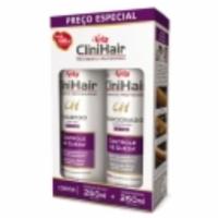 Kit Clinihair Controle de Queda
