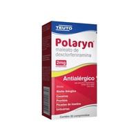 Polaryn 2mg, caixa com 20 comprimidos