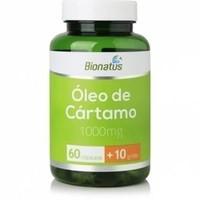 Óleo de Cártamo Bionatus Green 60 Cápsulas + 10 Grátis