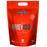 Super Whey 100% Pure refil, baunilha, 907g